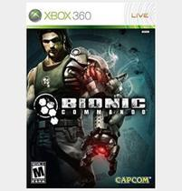 Bionic Commando - Xbox 360 - Jogo