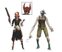 Bioshock Splicer Ladysmith And Crawler - Neca