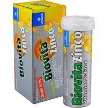 Biovita Zinco 10 cp Efervescentes - Vitamed
