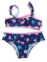 Biquini Infantil Verão Malwee Praia Menina Proteção UV 50 -