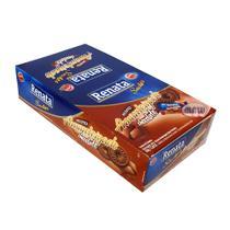 Biscoito Amanteigado Chocolate Sache c/40 - Renata -