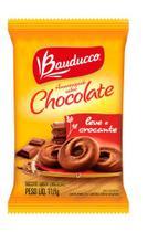 Biscoito chocolate bauducco sachê 11,8g caixa 50 unidades -