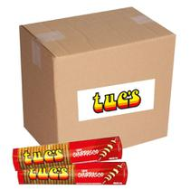 Biscoito Din Cracker Tucs Churrasco 100g c/30 - Bela Vista -