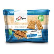 Biscoito Eqlibri Multigraos Original 45g - Elma Chips -