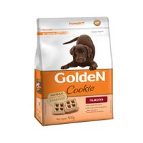 Biscoito golden cookie cães filhotes 400 g -