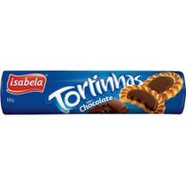 Biscoito Isabela Tortinha Chocolate 140g -