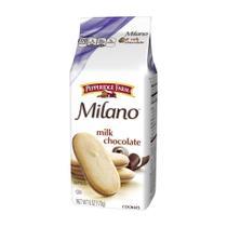 Biscoito milano chocolate ao leite 170g -
