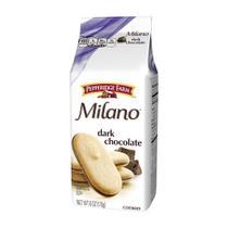 Biscoito milano dark chocolate 170g -