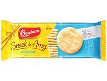 Biscoito Original Snack de Arroz Bauducco 100g -