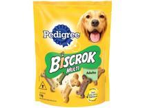 Biscoito para Cachorro Adulto Pedigree - Biscrok Multi 1kg