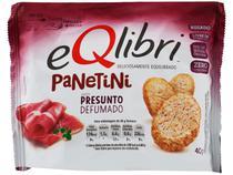 Biscoito Presunto Defumado Panetini Eqlibri - 40g