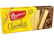Biscoito Recheado Chocolate Wafer Bauducco 140g -