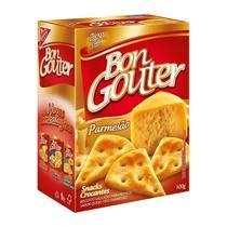 Biscoito salgado sabor parmesão 100g bon gouter -