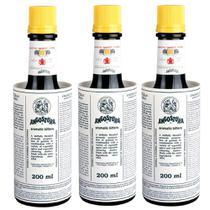 Bitter Angostura Aromatic 200ml 03 Unidades -