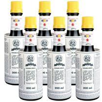 Bitter Angostura Aromatic 200ml 06 Unidades -