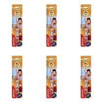 Bitufo 0089 Cocoricó Escova Dental 2 A 5 Anos (Kit C/06) -