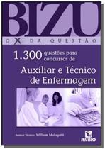Bizu o x da questao: 1300 questoes para concursos - Rubio -