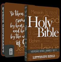 BKJ 1611 Ultrafina Lettering Bible - Holy Bible - Bv Books -