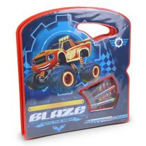 Blaze Kit de Pintura Disney - DTC 4123 -