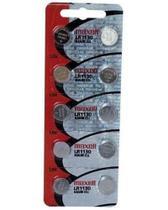 Blister com 50 Bateria alcalina 1,5V  - LR1130 - 3278 - Prolumen