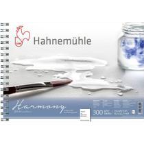 Bloco a4 harmony watercolour 300g aquarela c.espiral 10628842 - 65068 - Hahnemuhle