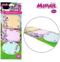 Bloco autoadesivo / sticker para recado sortidos com 60 folhas minnie - ETIPEL