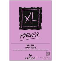 Bloco Canson XL Marker 70g/m² A3 29,7 x 42 cm com 100 Folhas  200297237 -