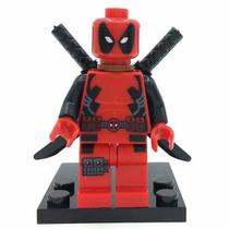 Bloco De Montar Lego Deadpool Marvel Novo - Sy