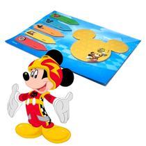 Bloco De Notas Adesivo Mickey - Etipel