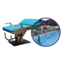 Bloco de partida 1 apoio com rampa ajustável floty - cd -