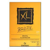 Bloco Desenho A4 XL Bristol 180g 50fl - Canson