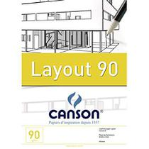 Bloco layout a3 90g - 66667034 - Canson