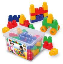 Bloco Montar Box Block 19pcs Mk165 Dismat -
