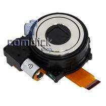 Bloco Ótico Prata para Câmera Digital Samsung L73 -
