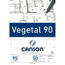 Bloco vegetal a3 95gr-66667019 - Canson
