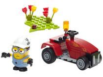 Blocos de Montar 61 Peças Mega Construx - Minions - Lawn Mower DYG40_DYG41 Mattel