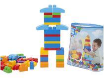 Blocos de Montar 80 Peças Mega Bloks - First Builders DCH63 Fisher-Price
