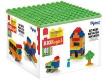 Blocos de Montar Block Legal Xplast  - 86 Peças -
