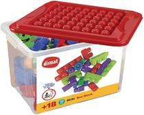 Blocos De Montar Boxblock Sortido - Dismat Mk165 -