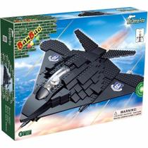 Blocos De Montar Forca Tatica Jato F117 8704 -  Banbao - Babao -