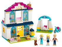 Blocos de Montar Friends - A Casa de Stephanie LEGO DO BRASIL -