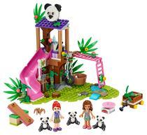 Blocos de Montar - Friends - Casa do Panda na Arvore da Selva LEGO DO BRASIL -