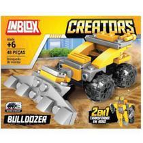Blocos de montar inblock creators autobots - ark -