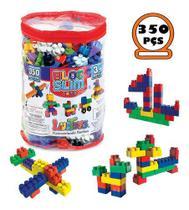 Blocos De Montar Infantil Brinquedo Educativo 350 Peças - Luctoys