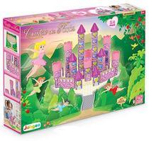 Blocos de Montar Lego Castelo Das Fadas Junges -