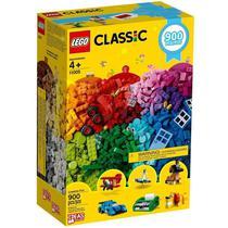 Blocos de Montar - LEGO Classic - Criativos e Engracados M. BRINQ -