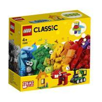 Blocos de Montar - Lego Classic - Pecas e Ideias -