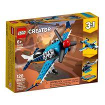 Blocos de Montar - Lego Creator - Aviao de Helice M. BRINQ -