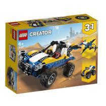 Blocos de Montar - Lego Creator - Buggy das Dunas -