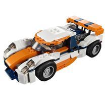 Blocos de Montar - Lego Creator - Carro de Corrida Sunset -